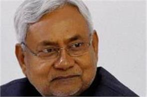bihar cm nitish kumar has been queuing harmandir sahib