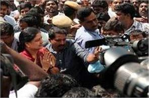 aiadmk mla lodged in the resort  all the way off the