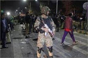 pakistan lal shahbaz qalandar shrine near the explosion