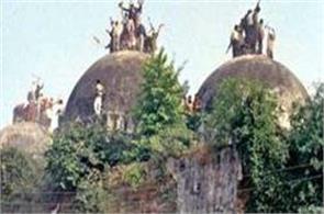 babri will run on advani joshi and uma in case of demolition case