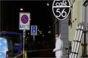 two dead in switzerland cafe shooting
