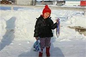 girl walks five miles siberia gran dies