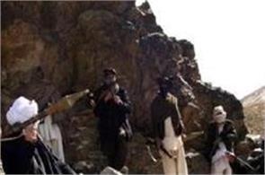 hsticks on haqqani network  10 militant piles