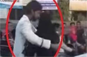 maharashtra bhiwandi boy propose girl in thana road