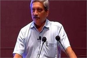 manohar parrikar resigns as defense minister