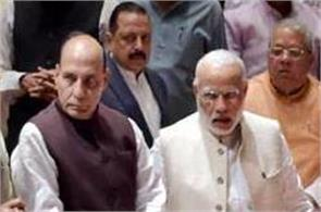 bjp parliamentary party meeting will be held after results in 5 states