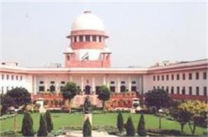 supreme court seeks response from center on decision not to contest elections