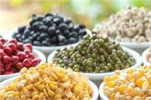 bumper production of pulses in the country