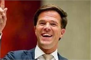 netherlands elections exit polls finds pm party ahead