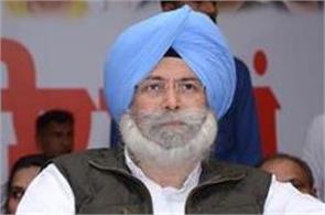 phoolka will leader of opposition in punjab
