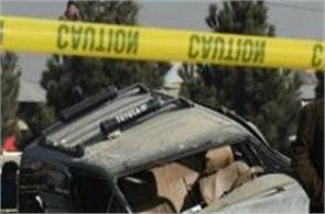 taliban car bomb attack on military camp in afghanistan