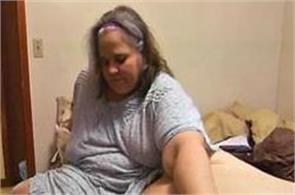 grandmother weighs 605 pounds 400lb legs