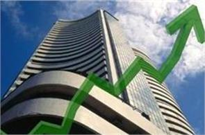 sensex gain 63 points