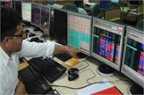 sensex closed with gain of 172 points