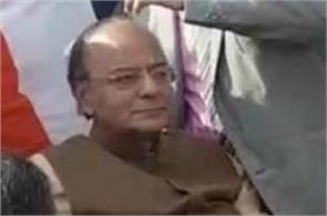 finance minister arun jaitley injured when helicopter climbs in haridwar