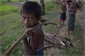 the suffering of rohingya kids in myanmar