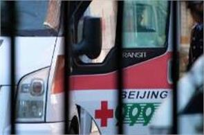three killed 25 injured in building collapse in china