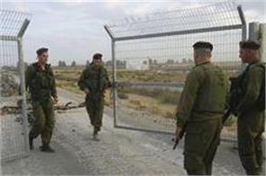 israel gaza border crossing closed