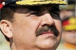 raheel sharif appointment as coalition chief an administrative decision