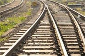 blast on railway track new mahe in kerala