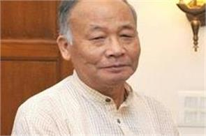 manipur governor resigns from chief minister ebbi