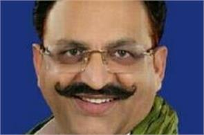 jail administration mixed poision in food at mokhtar ansari s meal anand yadav