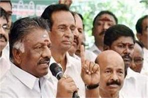 panneerselvam connected to the death of her relocation to a new claim