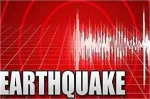 earthquake in pakistan intensity 4 2