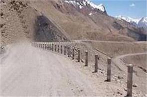 weak roads in marginal areas alarm bells for indian defense