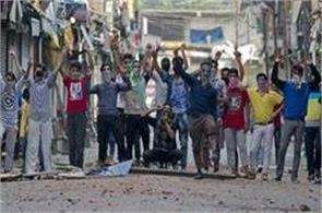 situation is going worse in kashmir