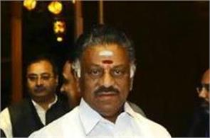 political upheaval in tamil nadu