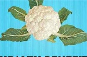 health benefits cauliflower