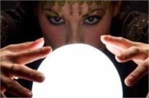 see your future with crystal ball
