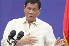 philippine president says he will  eat terrorist alive