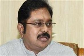 lookout notice against ttv dinakaran