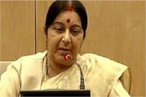 indian student attacked in poland is alive confirms sushma swaraj