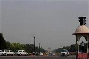 weather clean in delhi