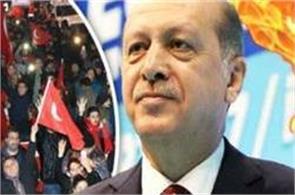 turkey referendum president erdogan claims victory critics call fraud