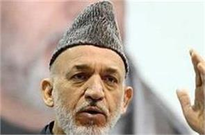 to protect afghan hamid karzai ready  to fight alone with us