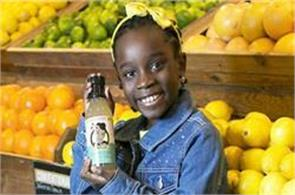 12 year old girl earns millions of rupees by selling lemonade