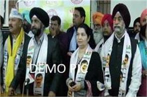 jalandhar deputy mayor oberoi  husband return to sad