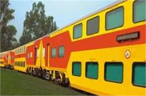 double decker ac train to run from july