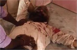 three man injured on shoot at mohali dhaba