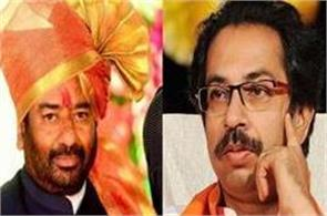 ravindra gaikwad going to meet uddhav thakre today