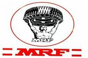 mrf share at record high