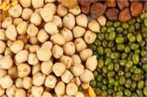price of wheat  sugar and pulses
