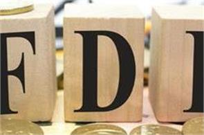 in a first since 1991  fdi flow takes care of cad