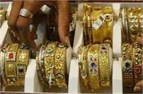 gold extends gains on positive global cues  jewellers   buying