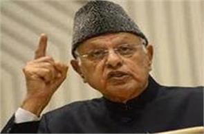 kashmir  s stone pelters are not wrong said farooq