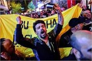 turkey protests against referendum 49 arrested